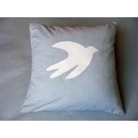 Coussin Ronds beiges