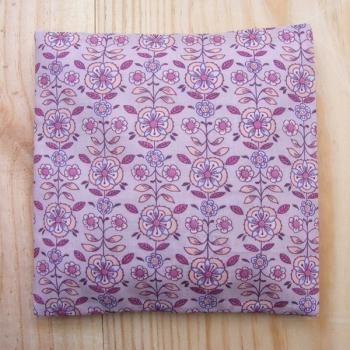 Bouillotte sèche Marguerite rose