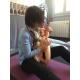 Massage bébé Sophie AFMB