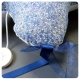 Boite à musique Botanic bleu