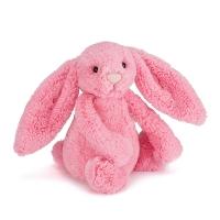 Lapin Jellycat Bashful Sorbet Bunny 31 cm