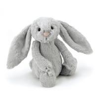 Lapin Jellycat Bashful Blush Bunny 18 cm