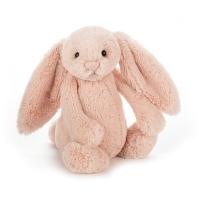 Lapin Jellycat Bashful Blush Bunny 31 cm