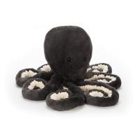 Pieuvre Jellycat Inky Octopus 23 cm
